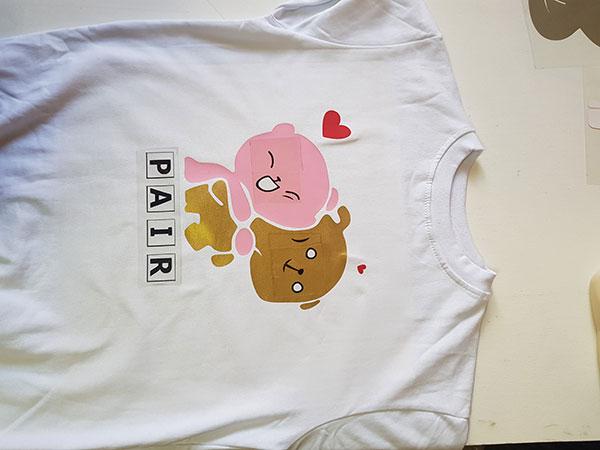Именные футболки недорого на Принтовский
