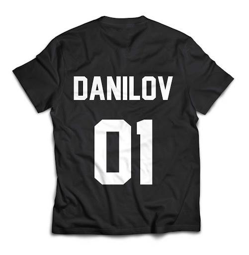 Именные футболки по доступной цене Printovskiy
