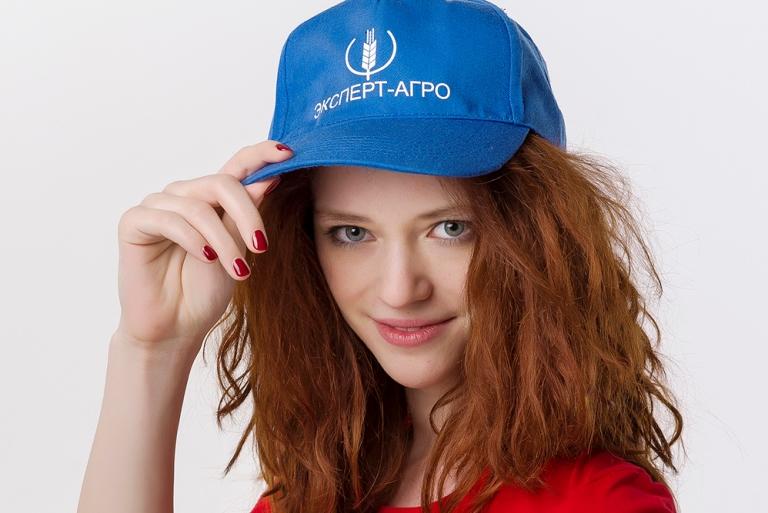 бейсболка со своим логотипом в Москве