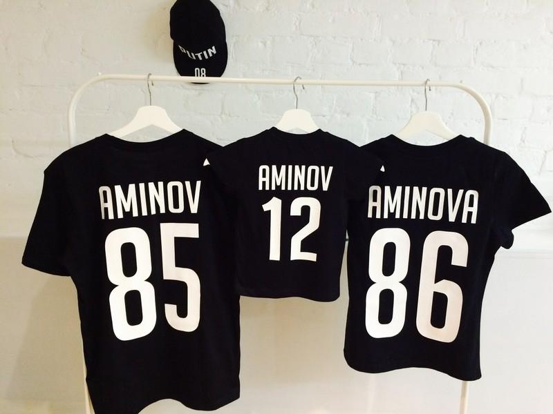 Купить именные футболки недорого в Москве Принтовский