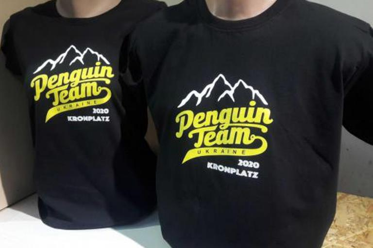 футболки с логотипом