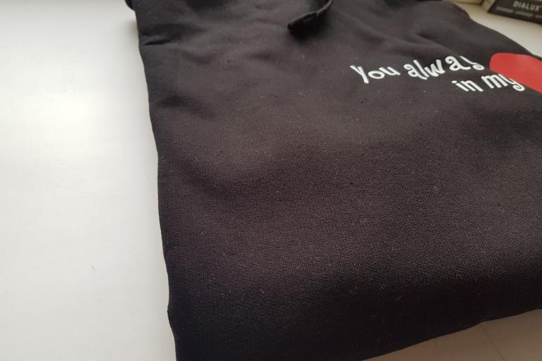 Печать логотипа на футболках,