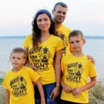 Печать фото на футболке в Москве недорого