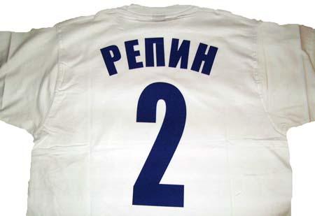 Срочная печать на одежде недорого в Москве