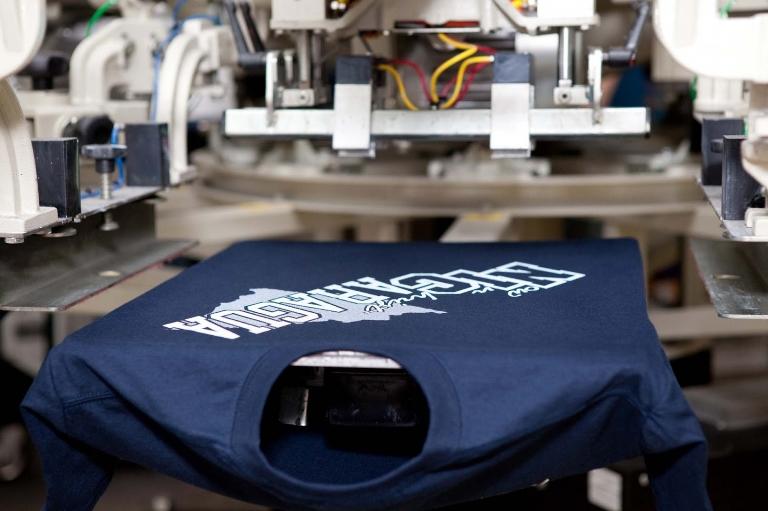 Обучение печати на футболках в Москве